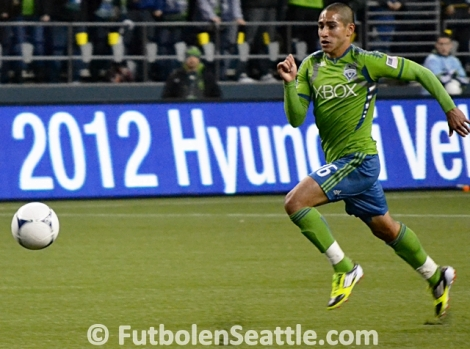 David ESTRADA, el Jugador de la Semana MLS | Foto: Justo HERNANDEZ