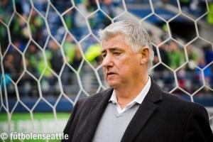Sigi SCHMID y su insconsistencia en manter a los Seattle Sounders en el primer lugar de la Conferencia Oeste | Foto: Archivo / Justo HERNÁNDEZ