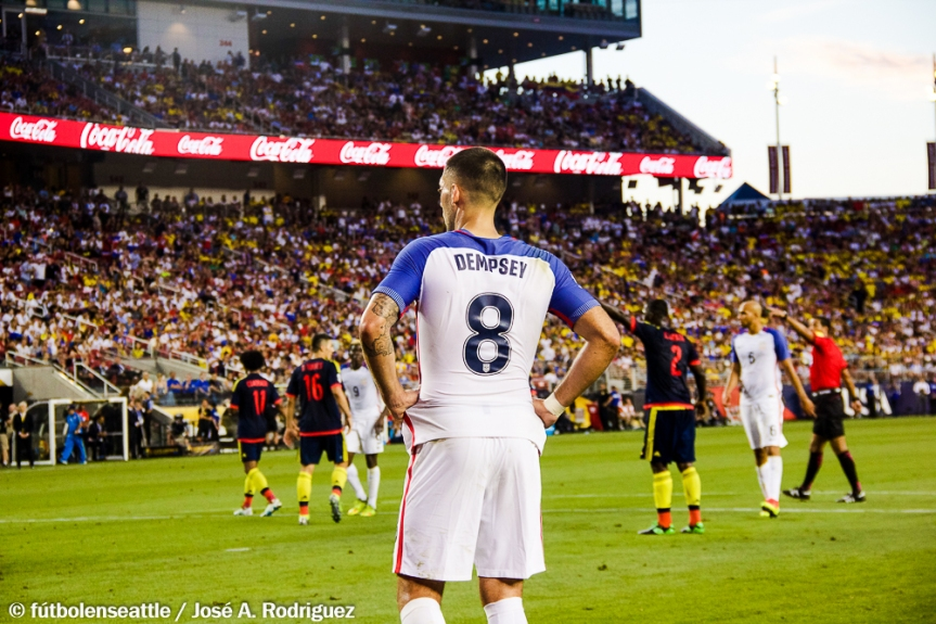 Un despiadado Colombia le hace daño a Estados Unidos en el inico de Copa AméricaCentenario
