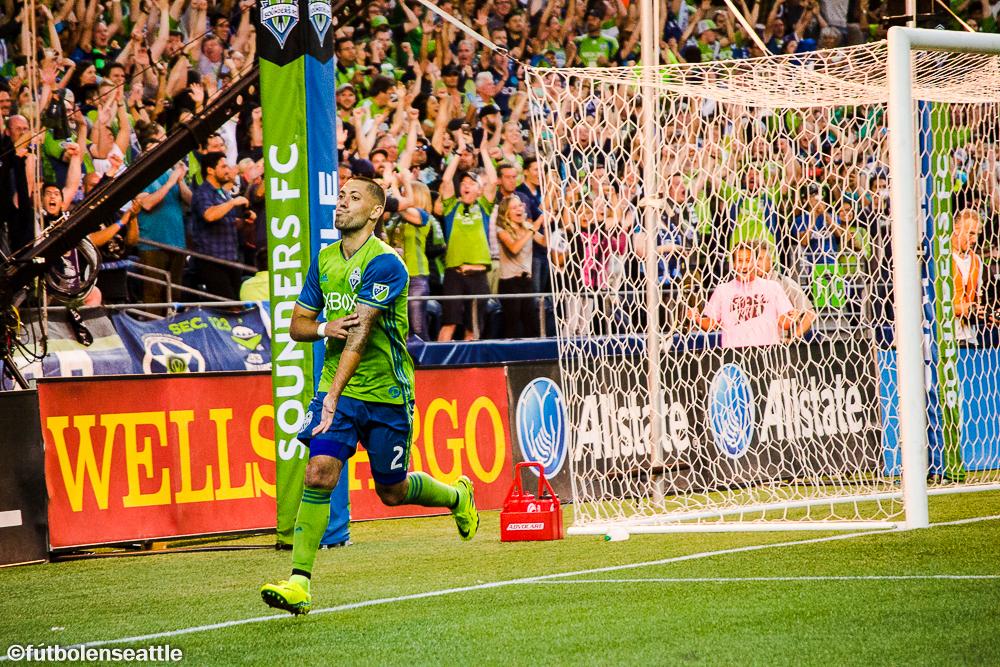 Dempsey y Roldán destruyen a losTimbers