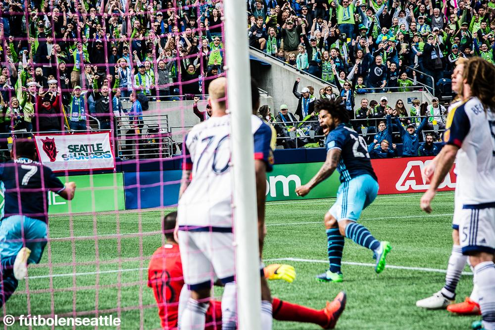 Sounders a playoffs con goles de Fernández yRoldán